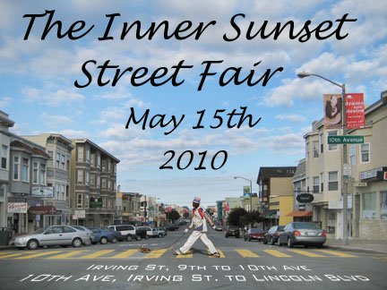 inner sunset street fair